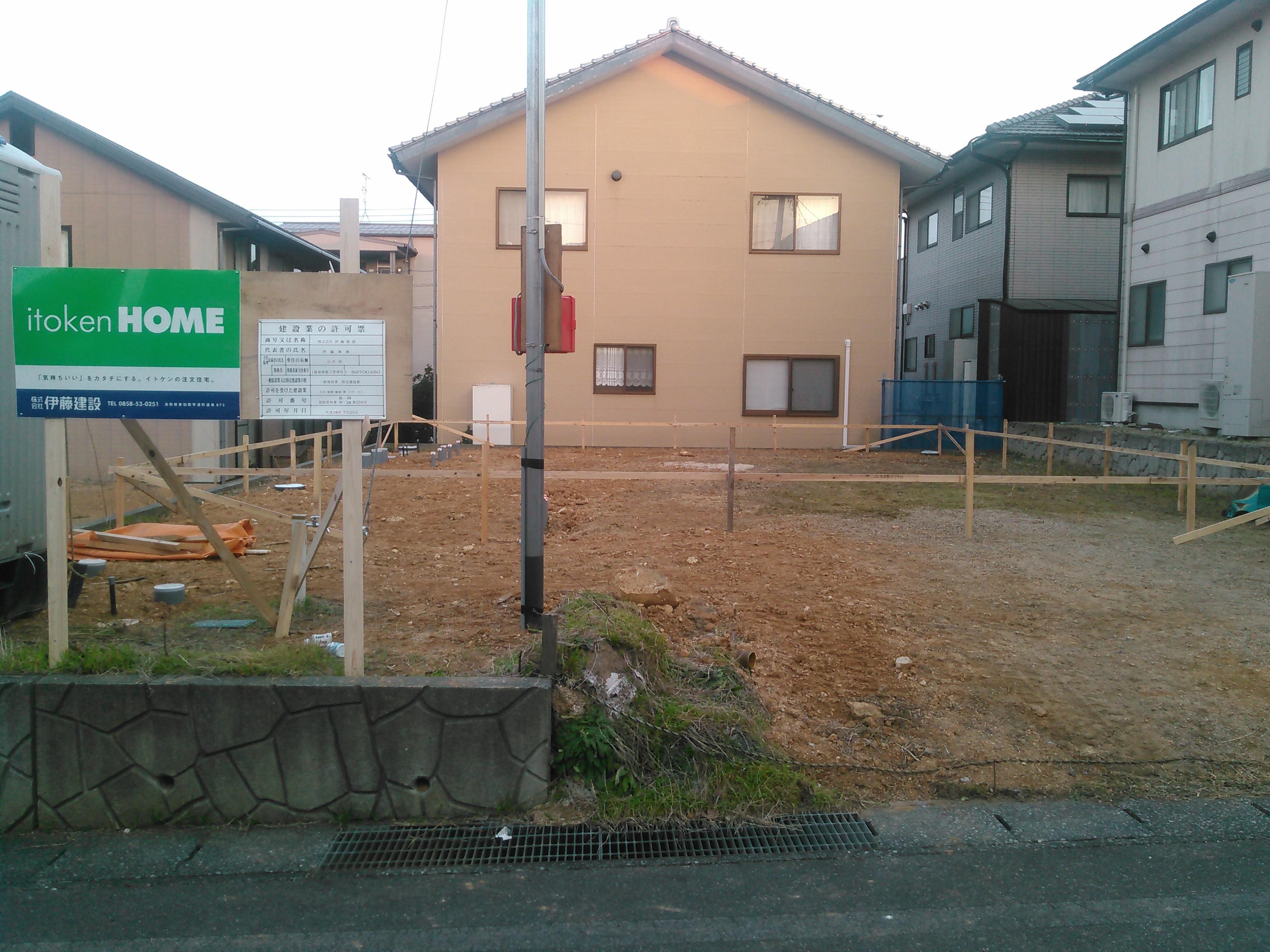 I様邸新築工事のサムネイル